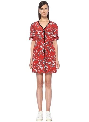 Rag&Bone Elbise Kırmızı